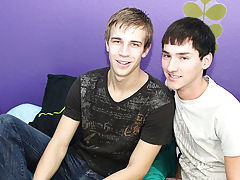 We have a real treat for you in this blowjob update gay first time erotic stories at Boy Crush!