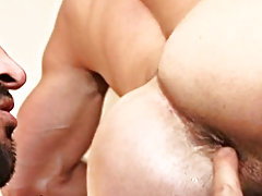From eating each other's arses, and lubing them with spit in preparation for each other's huge cocks, these guys leave us in awe gay men gal