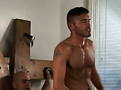 Sam is at again naked hunks men
