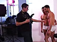 Bulldog Pit gay bear blow job