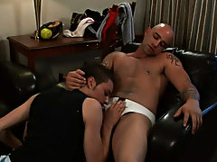 Oh Philippe, you had no principle what you were getting into when you asseverative to take Sam Swift's big tubby cock, did you hairy gay hunks fr