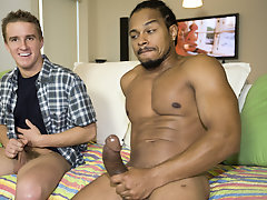 It was a rainy day here in Miami but that didn't stop us from our weekly asshole stuffing big penis gay male model