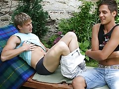 Sucking on Lucas cock gets him instantly hard every convenience life gay outdoors gallery