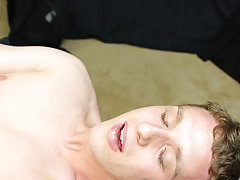 This power top even shoves a toy up his ass gay twinks sex clips at Boy Crush!
