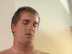 Tim sucks down Jake's cock in assorted positions, then Jake gets down on his knees, and gets a delightful hard face fucking free twink gay porn