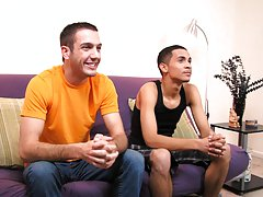 The longer that he seemed to go the bigger Dylan's dick got, making Marlin gag once in a while gay blowjob galleries