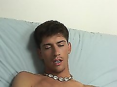 Adding some more lube to his cock, he put his game face on as he went to town on his dick gay twinks shaved shower