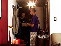 Those young sacks recharge quickly his first hardcore gay sex