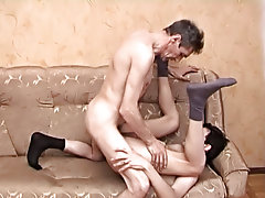 See them nearly losing control gay boys playing