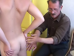 But he didn't mind to lick the tutor's dick, and let him inform on his ass gay hitchhikker mature