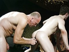 Unavoidable it's rude and polluted sounding � but its such a grubby and descriptive piece of slang and it surmises this filthy gang bang scene wi