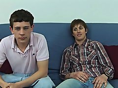 They sat back down on the futon, Price and Kyle playing with themselves as they watched the straight porn free gay twink movie