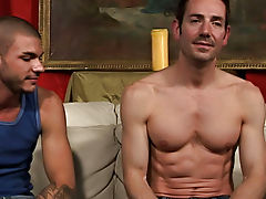 Poor Tristan has unprejudiced had it with his bottom-loving boyfriend... bareback fucking gay cum