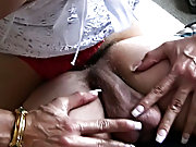 After an arousing round of 69, she shows him who's boss by getting on top before squeezing all the sweet nectar out of him with her gorgeous tits