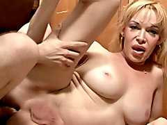 Voluptuous blonde shemale wants nothing but feeling hard stick inside her beautiful tight anal hole amateur butt fucking trann