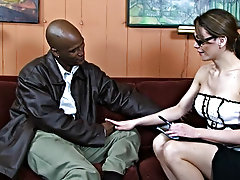 Billy had always enjoyed smart women who were tough to boot, but there was something special about busty Brooke that billy couldn't put his finge